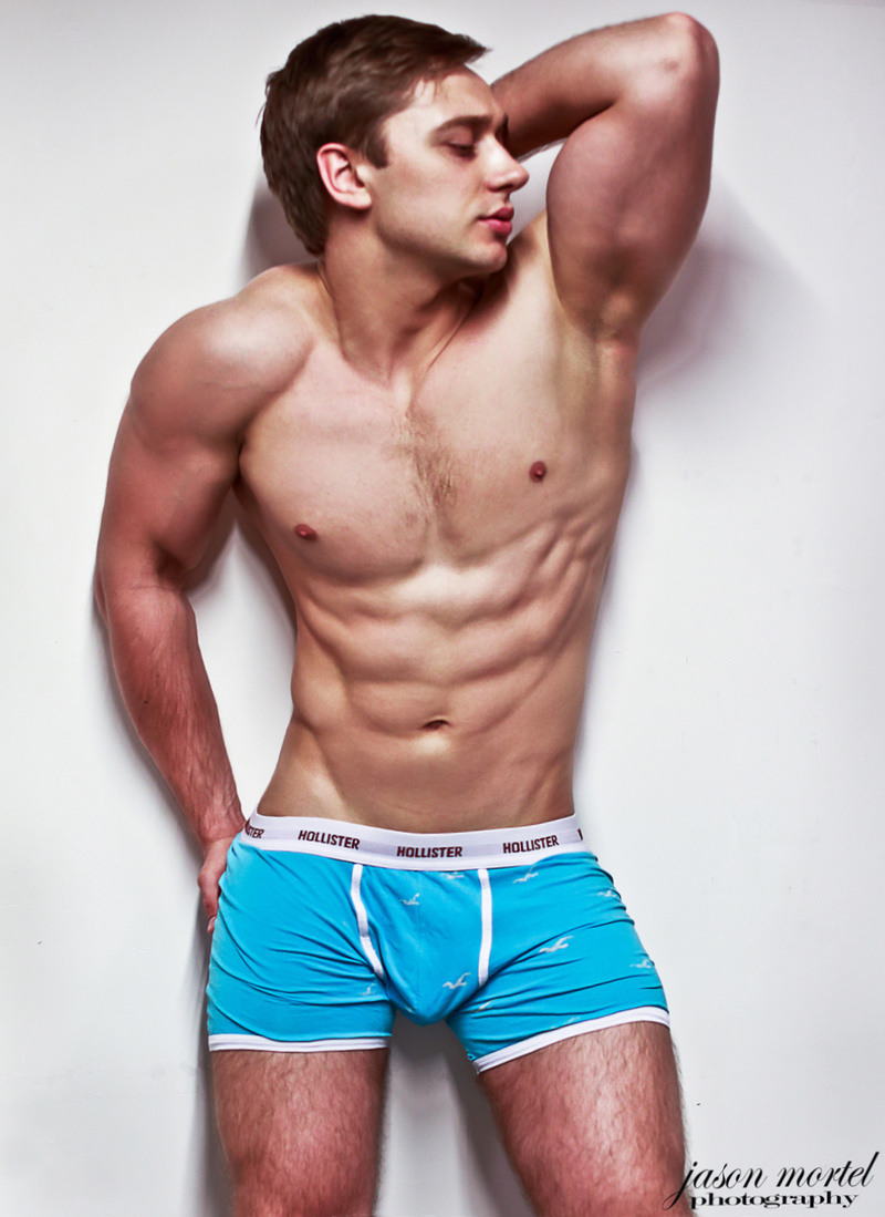 Picture About Ukraine Male Model Nick NYC Lives in New York, New York, US