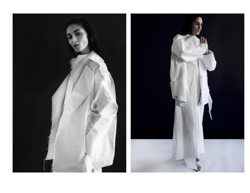 Female model photo shoot of Kfraszczyk, wardrobe styled by Natasha Kutrovacz