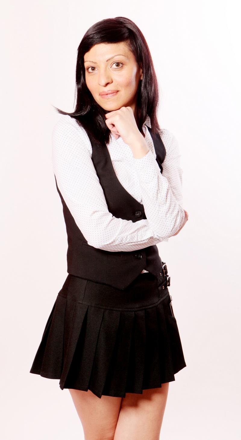 Female model photo shoot of antoniao