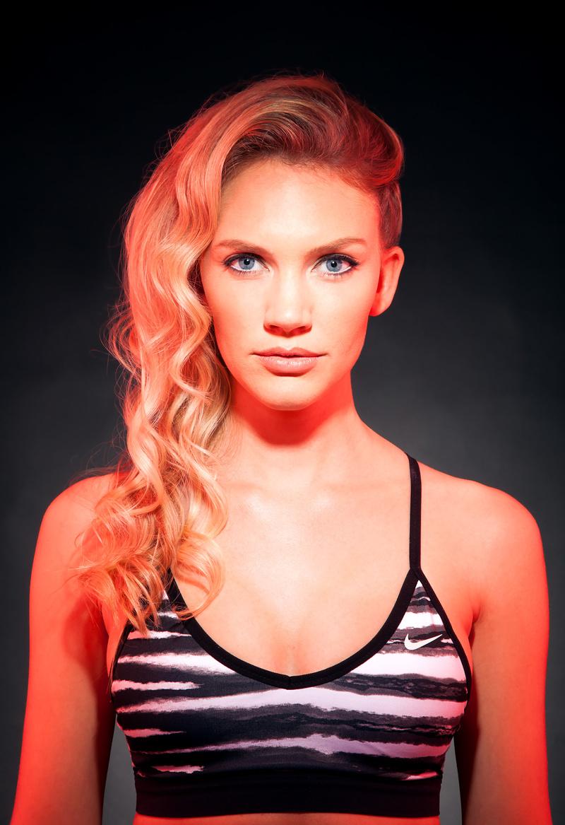 Female model photo shoot of KendraaM
