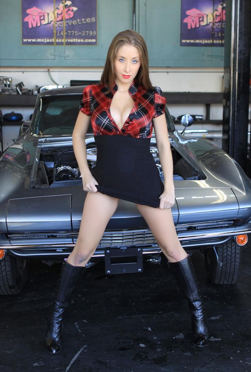 Belle Fatale Model Los Angeles California Us