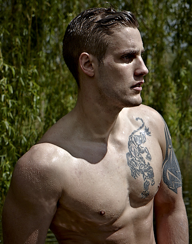 Male model photo shoot of Shane_UPT by billy boyd