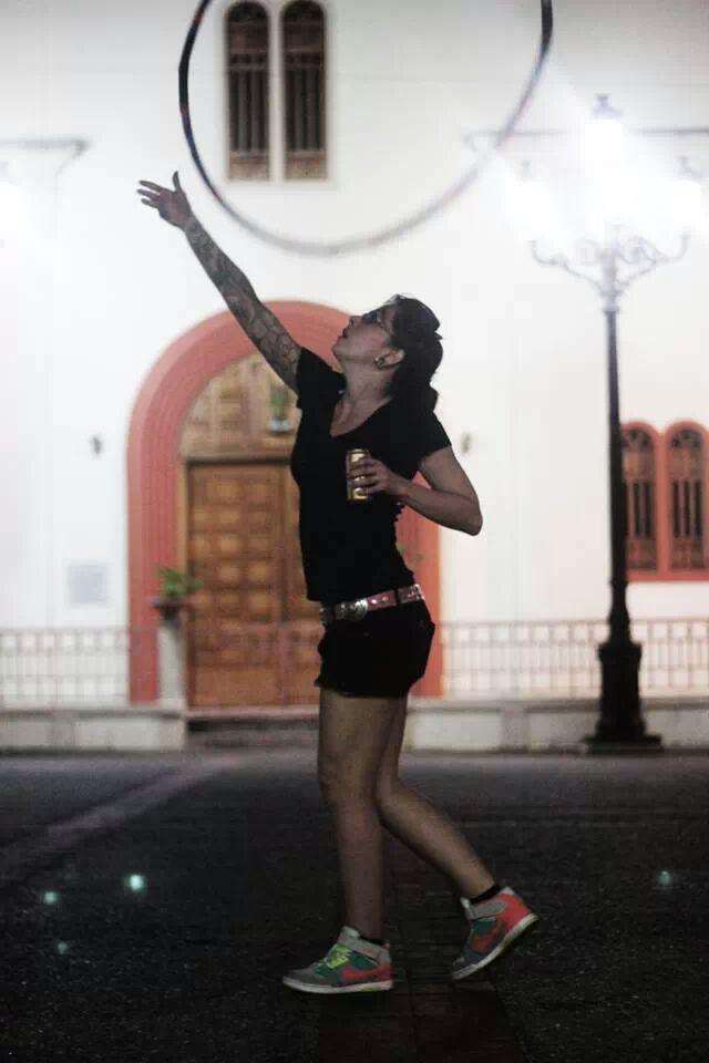 Female model photo shoot of Carrie Coffin in quebradillas, puerto rico