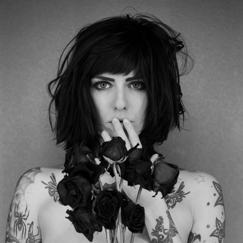 Female model photo shoot of Leanna Banana by Andrew P Gibson