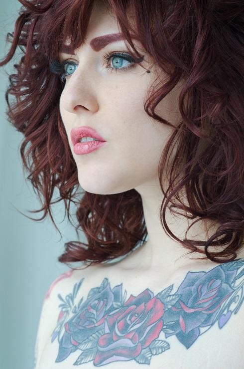 Female model photo shoot of Leanna Banana by Wicked Mojo Photography