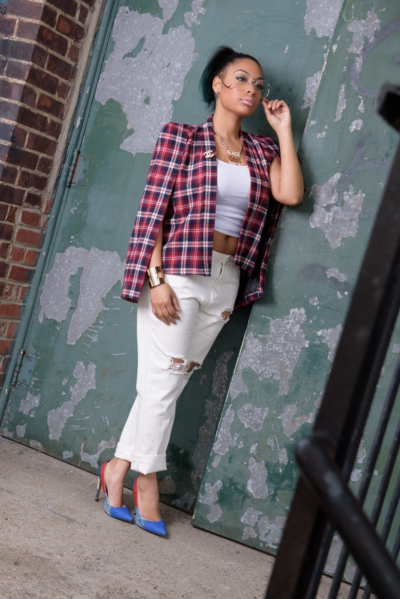 Female model photo shoot of LaKeya Lee