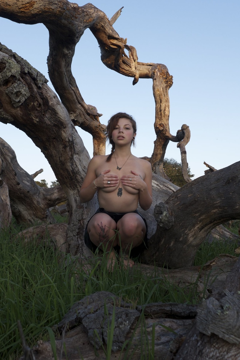 Female model photo shoot of JessieAnne in Santa Cruz, CA