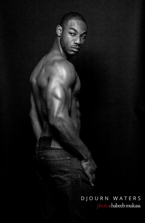Male model photo shoot of DJourn