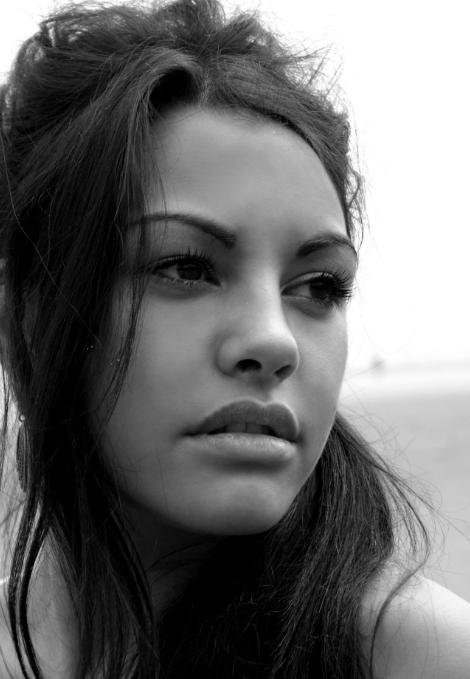 Female model photo shoot of Eskimo Circus in Scarborough