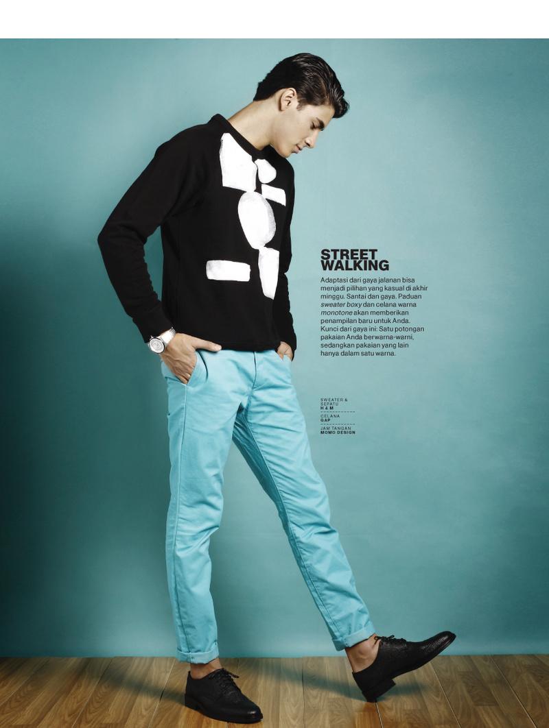 Male model photo shoot of IonAkhmad