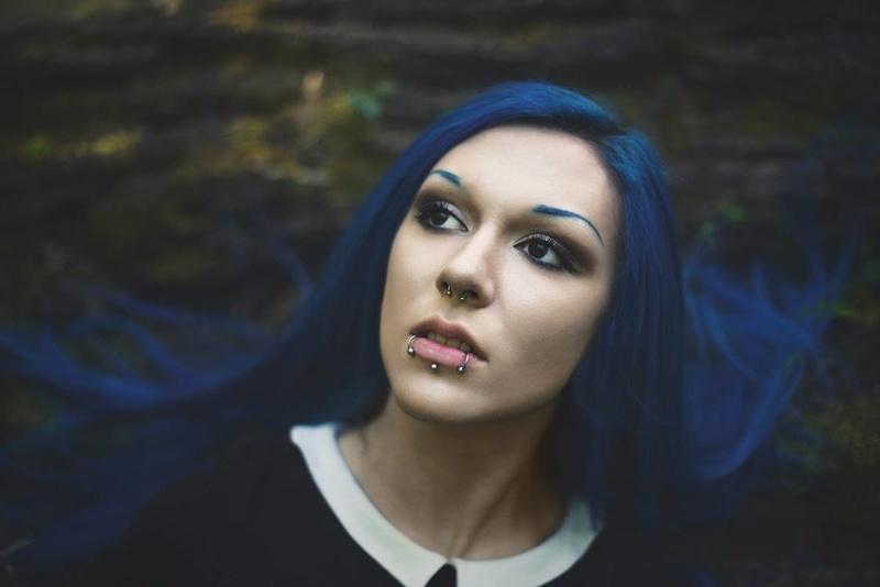 Female model photo shoot of Veseleila Yanakieva  in Sofia, Bulgaria
