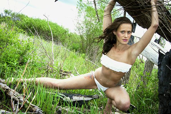 Female model photo shoot of zoenyx
