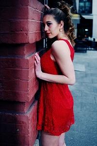 Female model photo shoot of kimnorth in London