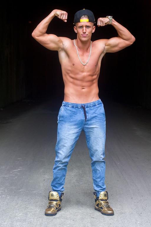 Dylan Bostic Model Los Angeles California Us