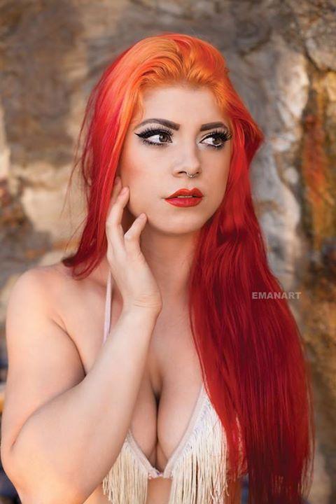 Female model photo shoot of DevinCoffin