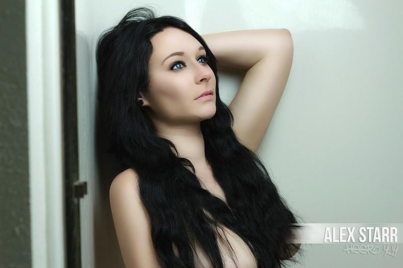 Female model photo shoot of Alex Nahass