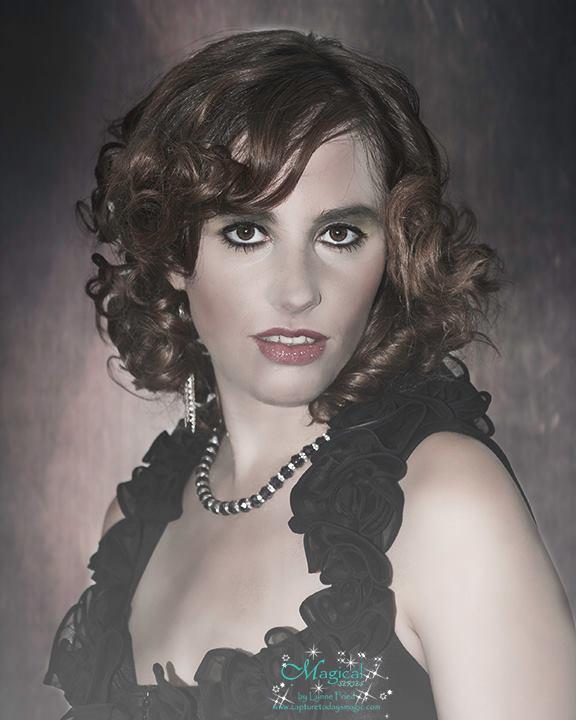 Female model photo shoot of Eliz Rose