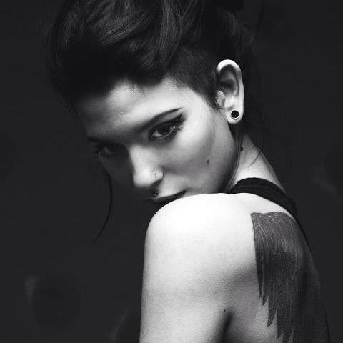 Female model photo shoot of Sohah in Paris (FR)