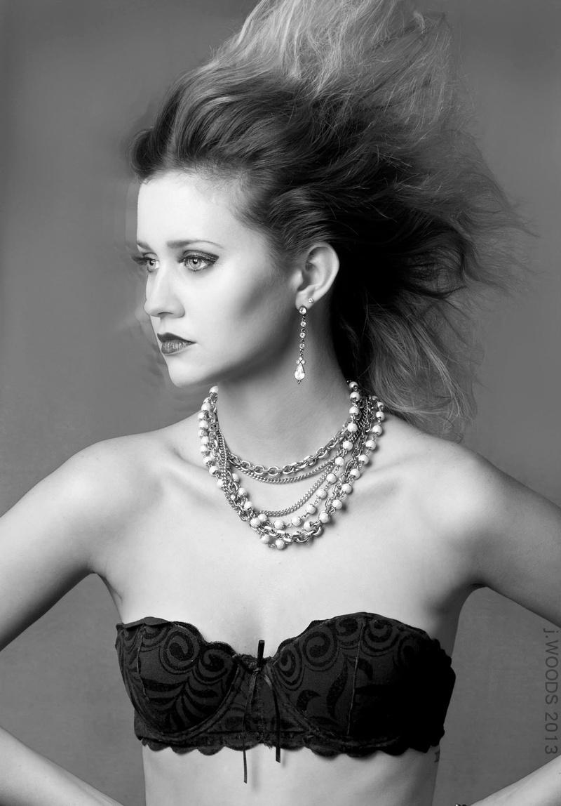 Female model photo shoot of AndreaLynnBeauty in Austin TX