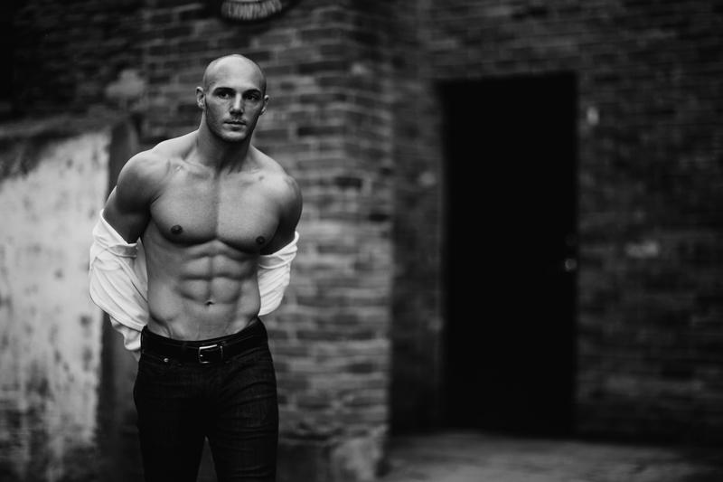 Male model photo shoot of Cazimir by addisonjones