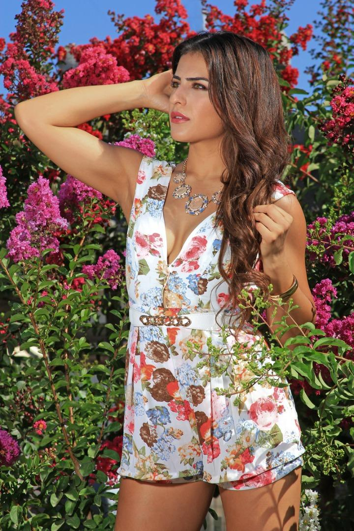 Female model photo shoot of Maria Manzo