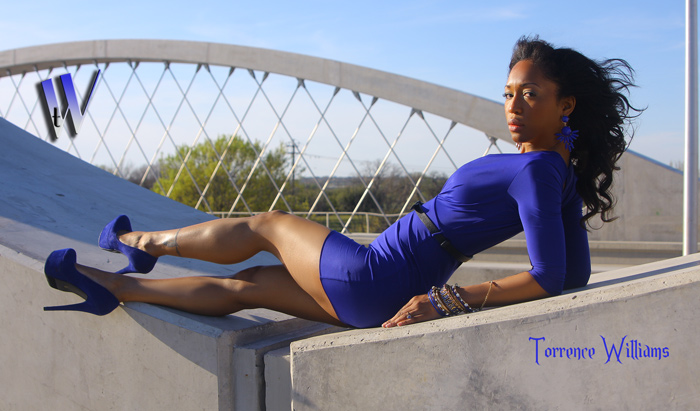 Male model photo shoot of Torrence Williams