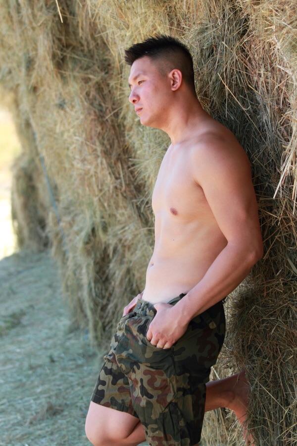 Male model photo shoot of HotAndSexySGxxx