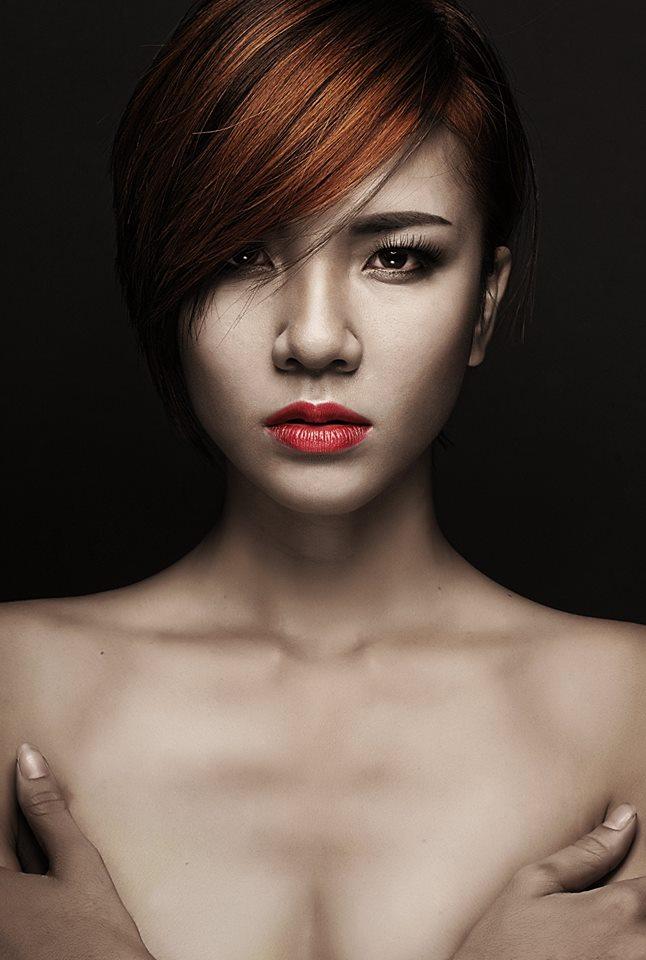 Female model photo shoot of lizdinh in SaiGon, HCMC, Vietnam
