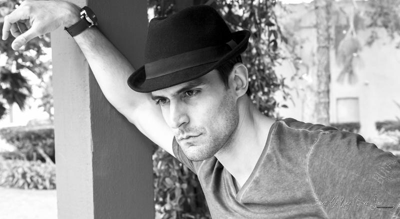Male model photo shoot of Jerold Randolph Photography