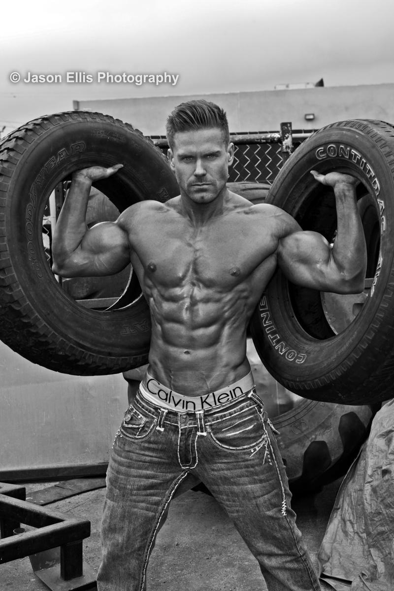 Male model photo shoot of Burton H in Costa Mesa, California