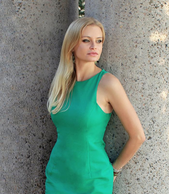Female model photo shoot of Agnieszka Stasiak in Summer 2014