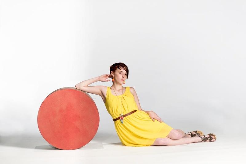 Female model photo shoot of the-alphadour