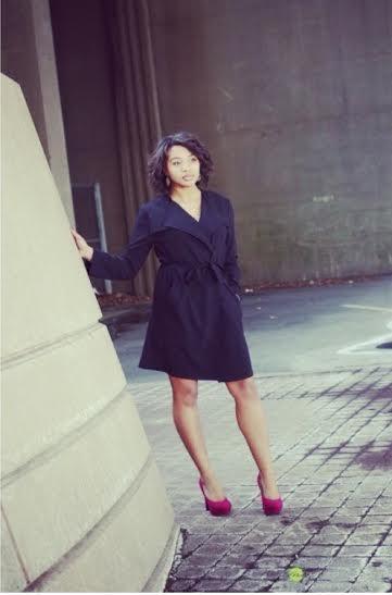 Female model photo shoot of Laurel Cannon