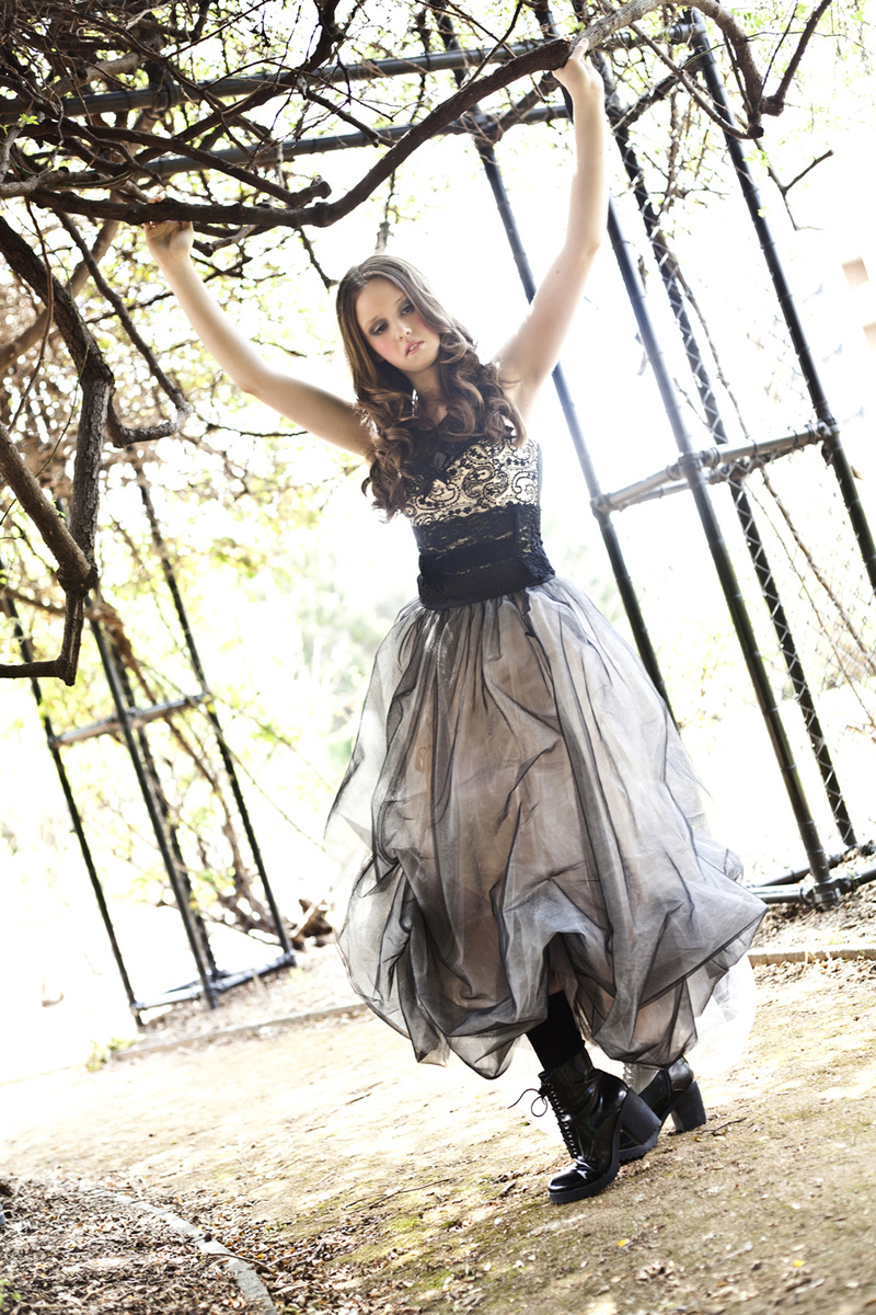 Female model photo shoot of Jessica Garment  in Parramatta Park