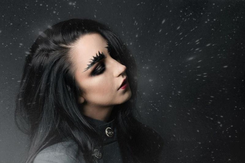 Female model photo shoot of Raquel Wong in Wichita KS
