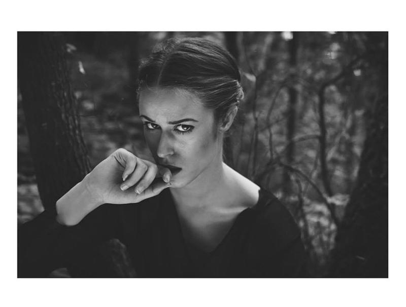 Female model photo shoot of Gaile