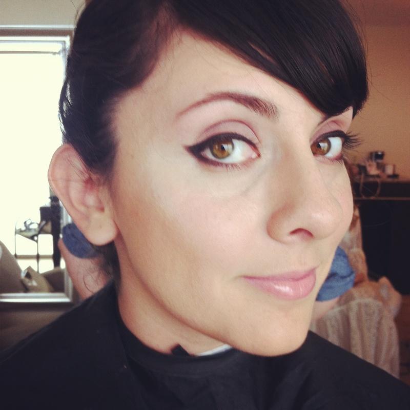 Female model photo shoot of Keara Makeup and Hair in Melbourne, FL