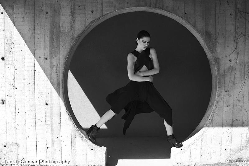 Female model photo shoot of JackieDuncanPhotography