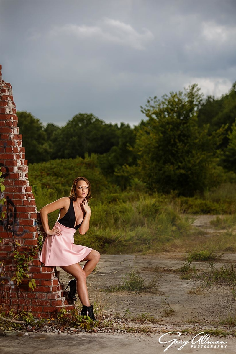 Male and Female model photo shoot of Gary Altman Photography and MeredithLouise in Lando, SC