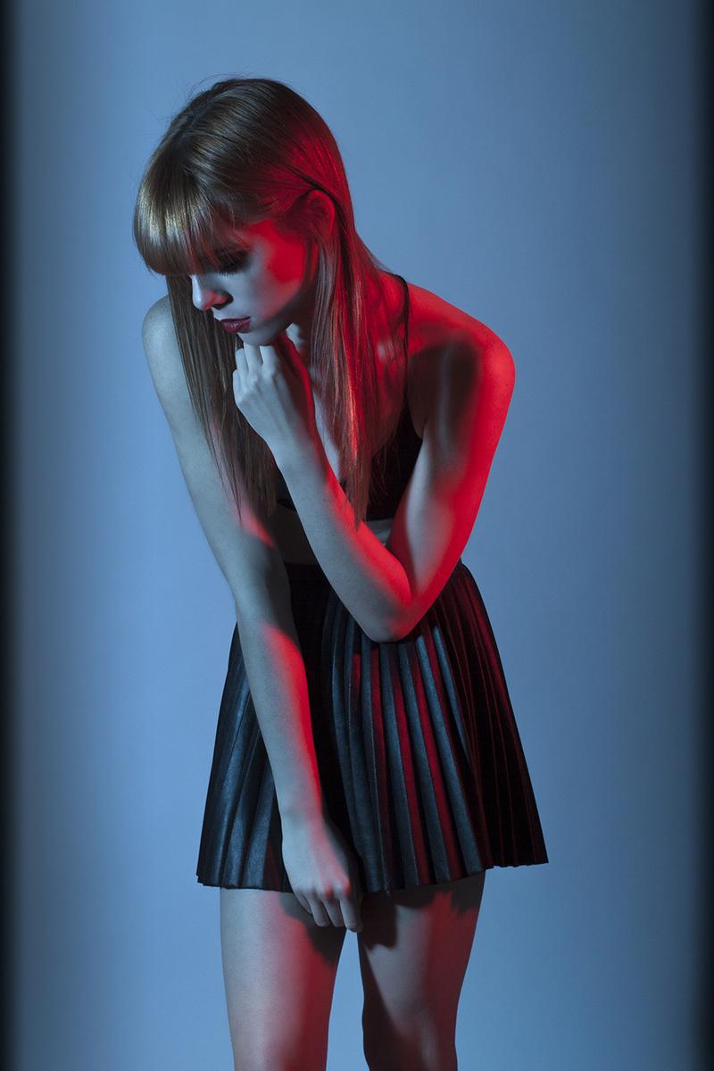 Female model photo shoot of Rose Athena