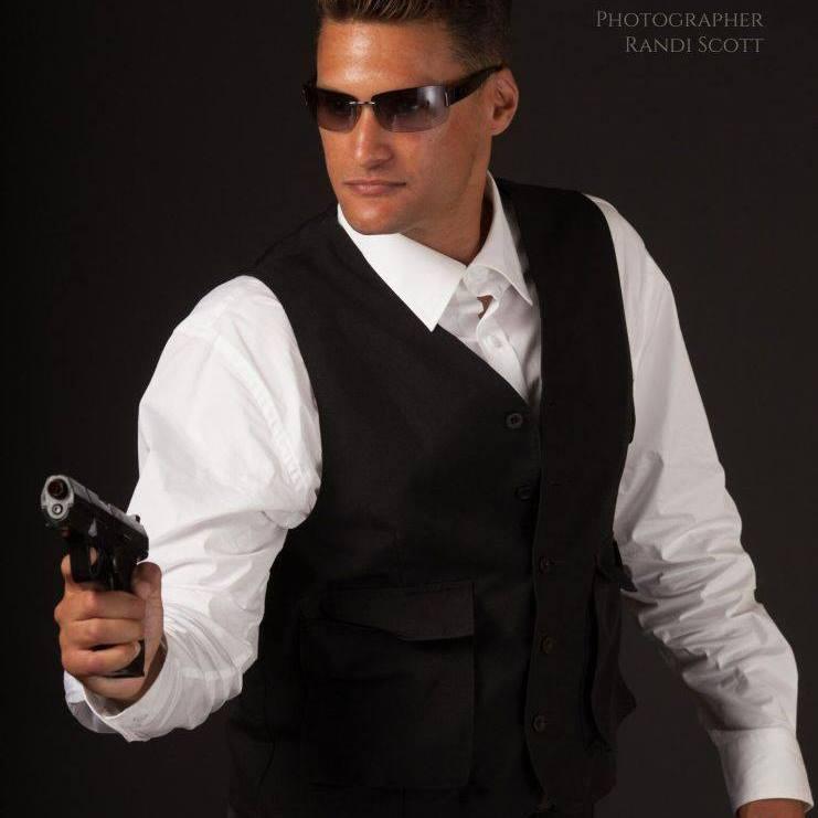 Male model photo shoot of Daimon4u by Randi Scott Photography