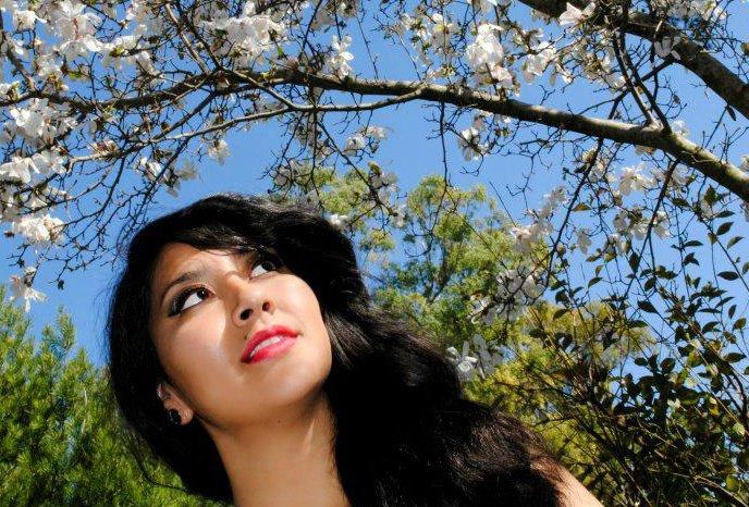 Female model photo shoot of Ella Urias