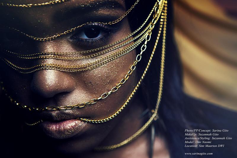 Female model photo shoot of Sarina Gito in Sint Maarten DWI