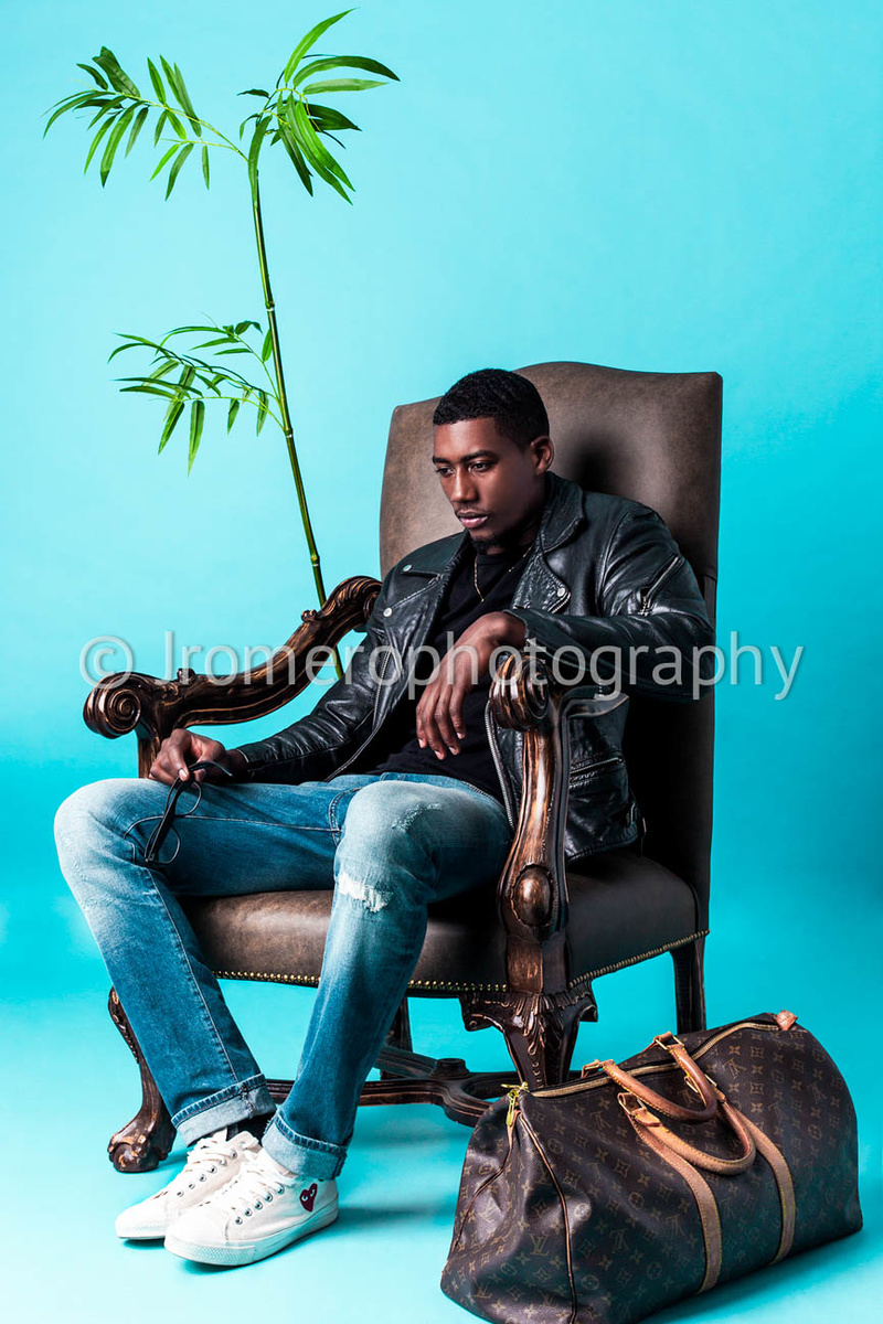 Male model photo shoot of Jromerophotography in Brooklyn