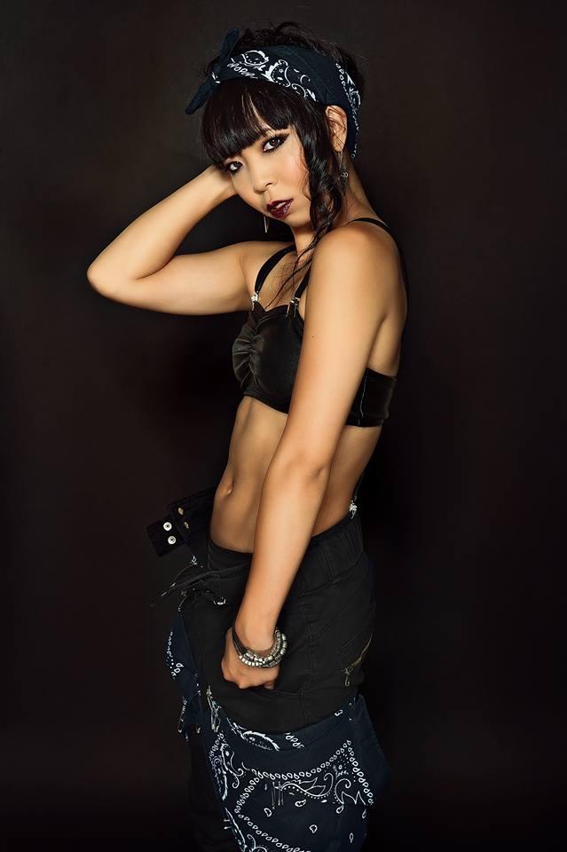 Female model photo shoot of EmdemStyles