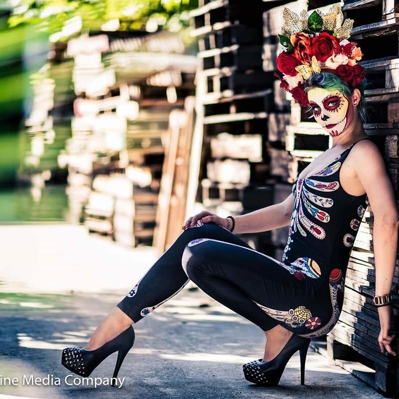 Female model photo shoot of antoinettevearrier in Graber Olive House, Ontario
