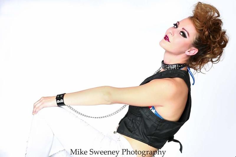 Female model photo shoot of antoinettevearrier in Graber Olive House, Ontarip