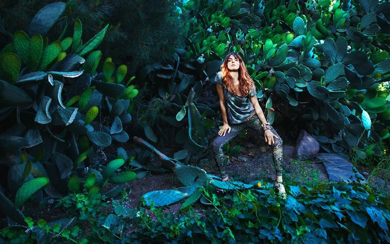 Female model photo shoot of Laura Parkes Styling  in Bodrum, Turkey
