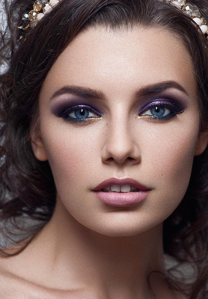 Female model photo shoot of Yevgenija Stypka in Uk