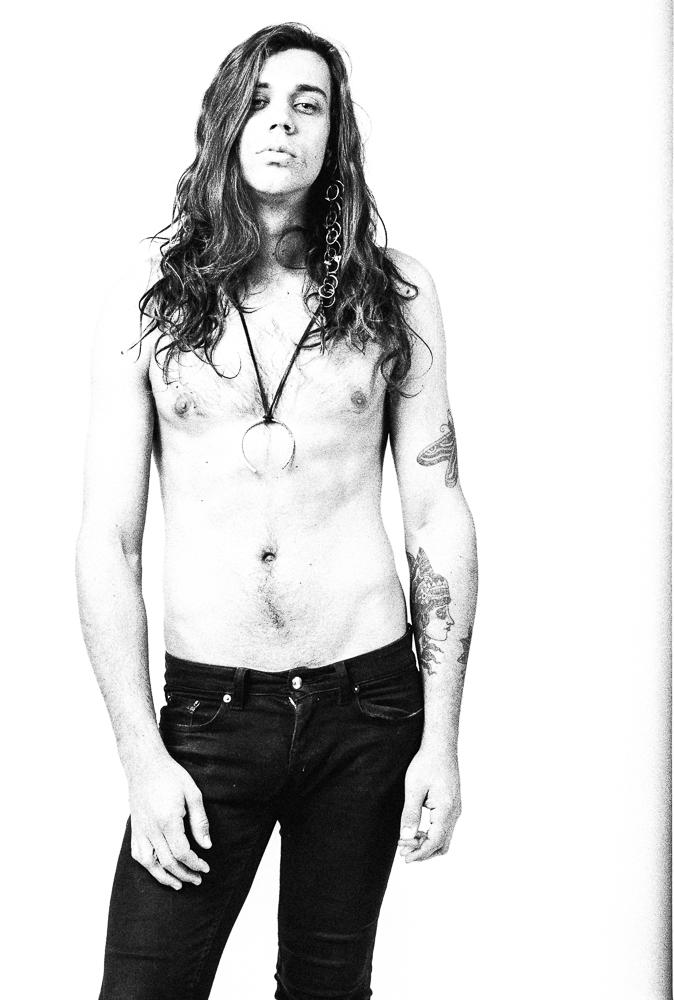 Male model photo shoot of joelwestworth in Public Style Studio